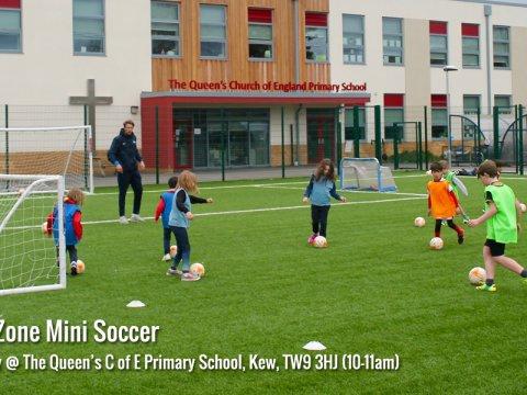 Kew SkillZone Mini Soccer