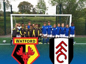 SkillZone boys - Watford & Fulham